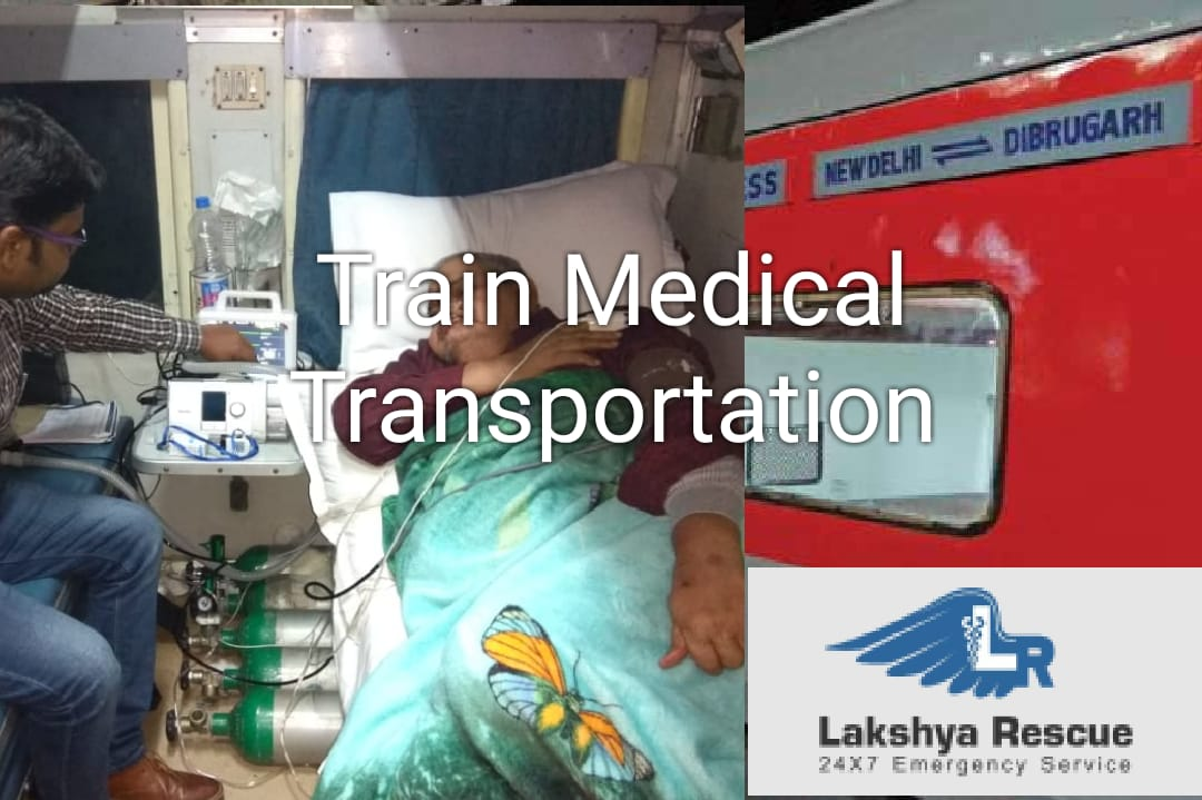 Train Medical Transportation