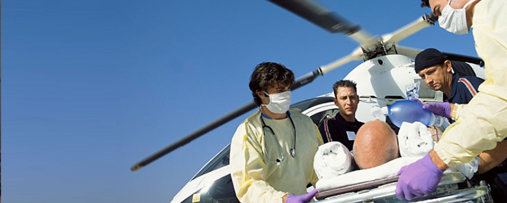 , air ambulance services in Delhi