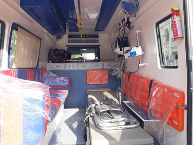 24 Hours Emergency Ambulance