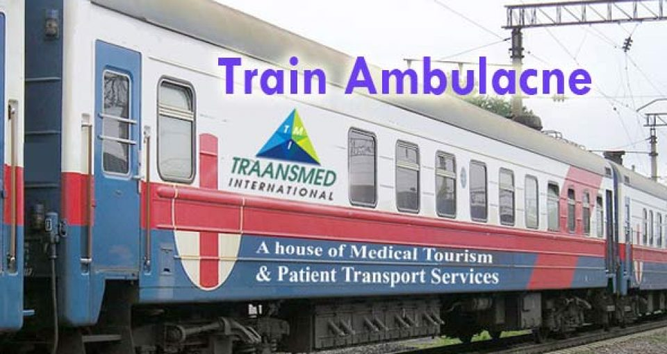 Train Ambulance Services in Bangalore