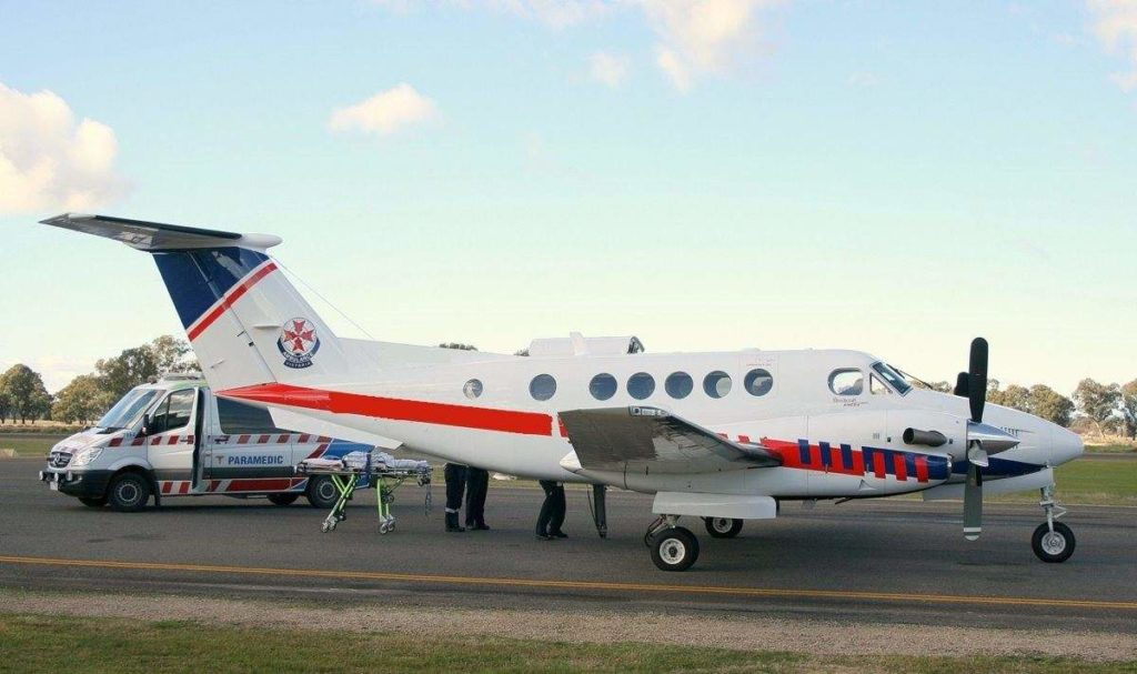 Air Ambulance Services in Singapore